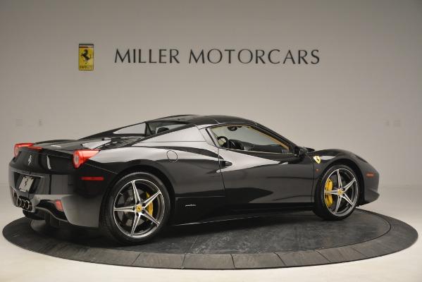 Used 2014 Ferrari 458 Spider for sale Sold at Bugatti of Greenwich in Greenwich CT 06830 20