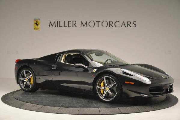 Used 2014 Ferrari 458 Spider for sale Sold at Bugatti of Greenwich in Greenwich CT 06830 22