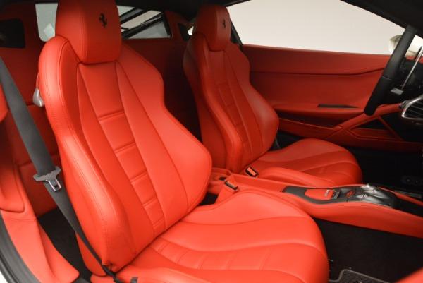 Used 2014 Ferrari 458 Italia for sale Sold at Bugatti of Greenwich in Greenwich CT 06830 19