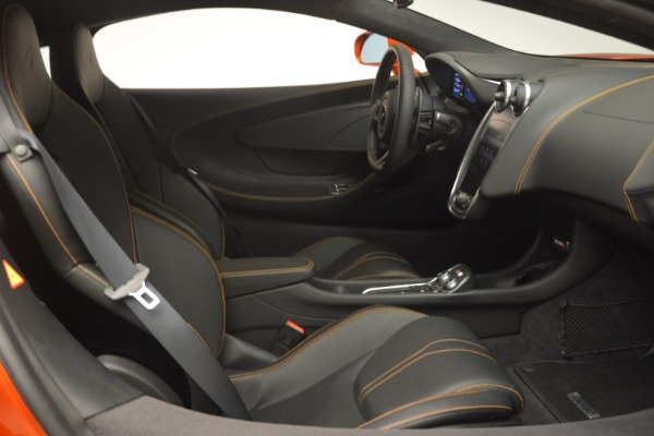 Used 2016 McLaren 570S for sale Sold at Bugatti of Greenwich in Greenwich CT 06830 21