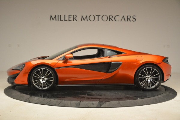 Used 2016 McLaren 570S for sale Sold at Bugatti of Greenwich in Greenwich CT 06830 3