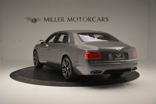 Used 2017 Bentley Flying Spur V8 S for sale Sold at Bugatti of Greenwich in Greenwich CT 06830 5