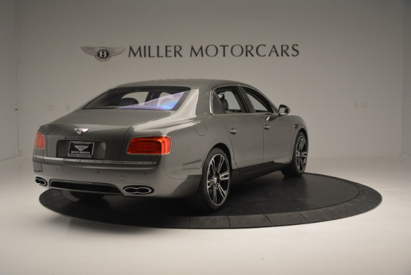 Used 2017 Bentley Flying Spur V8 S for sale Sold at Bugatti of Greenwich in Greenwich CT 06830 7