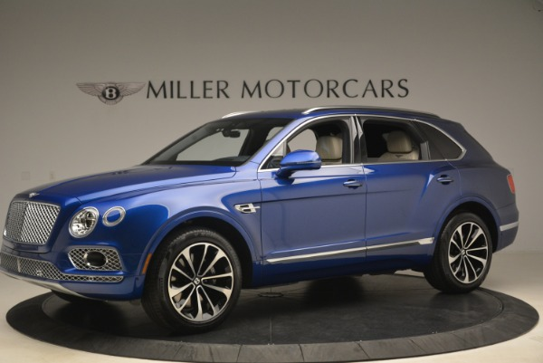 Used 2018 Bentley Bentayga W12 Signature for sale Sold at Bugatti of Greenwich in Greenwich CT 06830 2