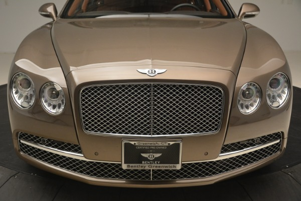 Used 2015 Bentley Flying Spur W12 for sale Sold at Bugatti of Greenwich in Greenwich CT 06830 13