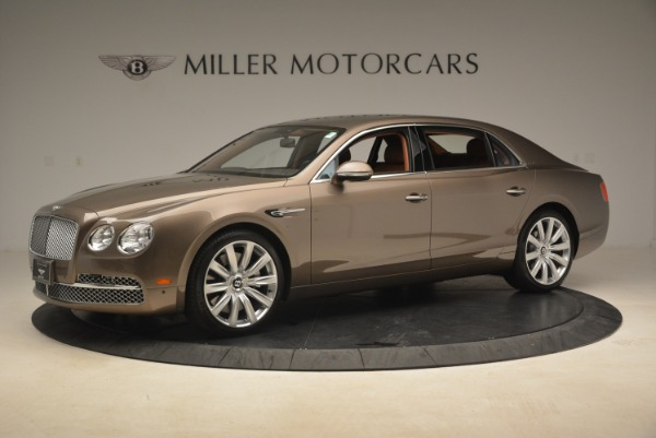 Used 2015 Bentley Flying Spur W12 for sale Sold at Bugatti of Greenwich in Greenwich CT 06830 2