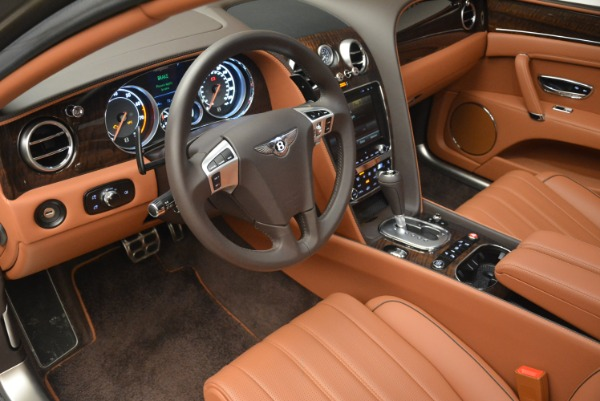 Used 2015 Bentley Flying Spur W12 for sale Sold at Bugatti of Greenwich in Greenwich CT 06830 20