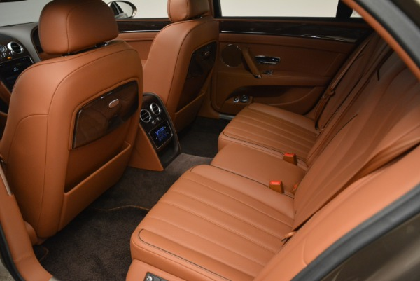 Used 2015 Bentley Flying Spur W12 for sale Sold at Bugatti of Greenwich in Greenwich CT 06830 21