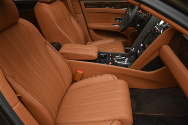 Used 2015 Bentley Flying Spur W12 for sale Sold at Bugatti of Greenwich in Greenwich CT 06830 24