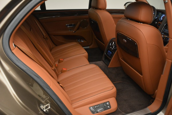 Used 2015 Bentley Flying Spur W12 for sale Sold at Bugatti of Greenwich in Greenwich CT 06830 25
