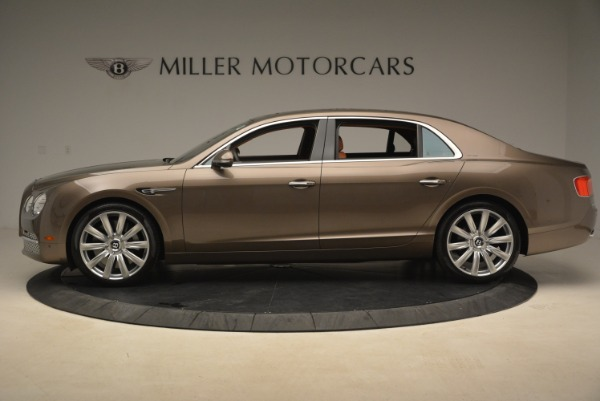 Used 2015 Bentley Flying Spur W12 for sale Sold at Bugatti of Greenwich in Greenwich CT 06830 3