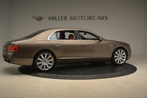 Used 2015 Bentley Flying Spur W12 for sale Sold at Bugatti of Greenwich in Greenwich CT 06830 8
