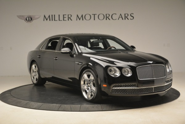 Used 2014 Bentley Flying Spur W12 for sale Sold at Bugatti of Greenwich in Greenwich CT 06830 10