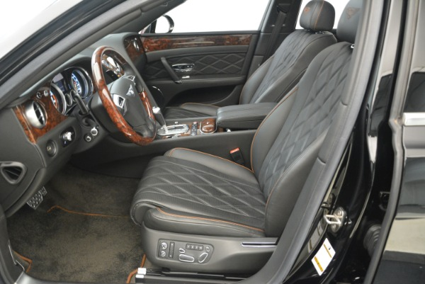 Used 2014 Bentley Flying Spur W12 for sale Sold at Bugatti of Greenwich in Greenwich CT 06830 18