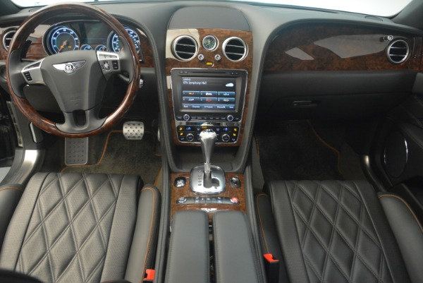 Used 2014 Bentley Flying Spur W12 for sale Sold at Bugatti of Greenwich in Greenwich CT 06830 20