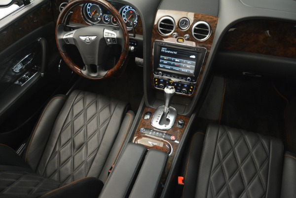 Used 2014 Bentley Flying Spur W12 for sale Sold at Bugatti of Greenwich in Greenwich CT 06830 21