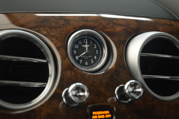 Used 2014 Bentley Flying Spur W12 for sale Sold at Bugatti of Greenwich in Greenwich CT 06830 23