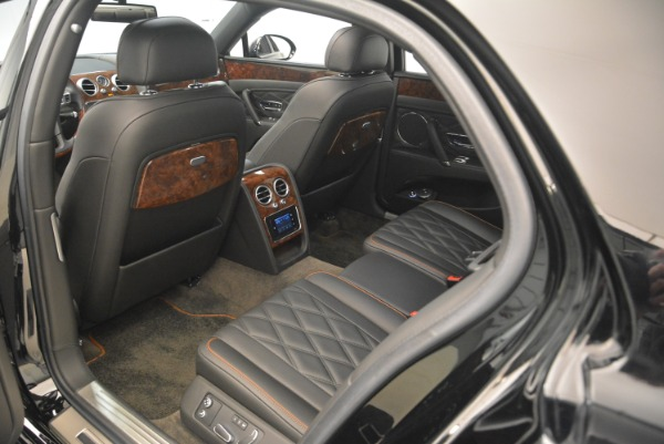 Used 2014 Bentley Flying Spur W12 for sale Sold at Bugatti of Greenwich in Greenwich CT 06830 24