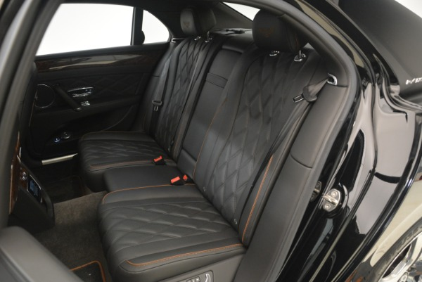 Used 2014 Bentley Flying Spur W12 for sale Sold at Bugatti of Greenwich in Greenwich CT 06830 26