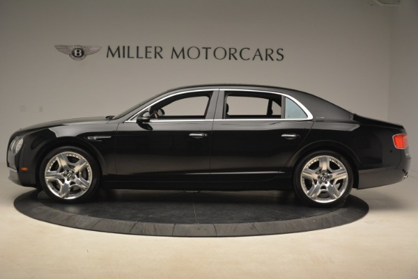 Used 2014 Bentley Flying Spur W12 for sale Sold at Bugatti of Greenwich in Greenwich CT 06830 3