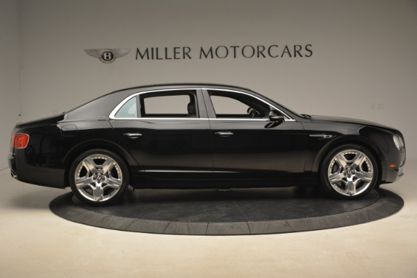 Used 2014 Bentley Flying Spur W12 for sale Sold at Bugatti of Greenwich in Greenwich CT 06830 8