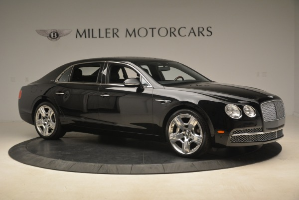 Used 2014 Bentley Flying Spur W12 for sale Sold at Bugatti of Greenwich in Greenwich CT 06830 9