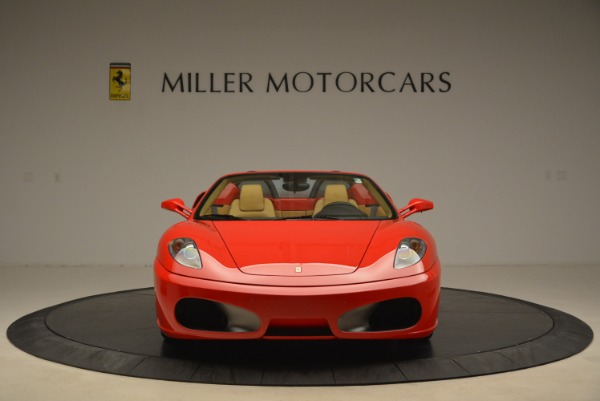Used 2008 Ferrari F430 Spider for sale Sold at Bugatti of Greenwich in Greenwich CT 06830 12