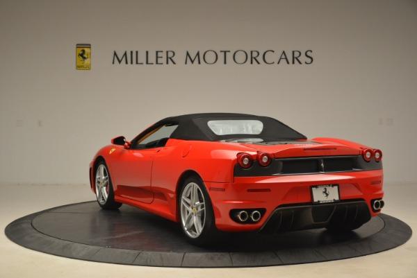Used 2008 Ferrari F430 Spider for sale Sold at Bugatti of Greenwich in Greenwich CT 06830 17