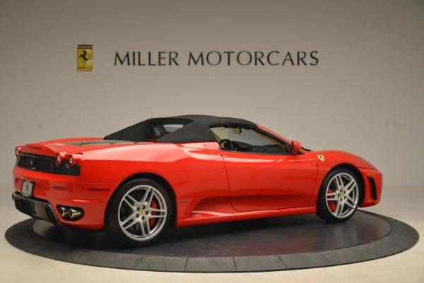 Used 2008 Ferrari F430 Spider for sale Sold at Bugatti of Greenwich in Greenwich CT 06830 20