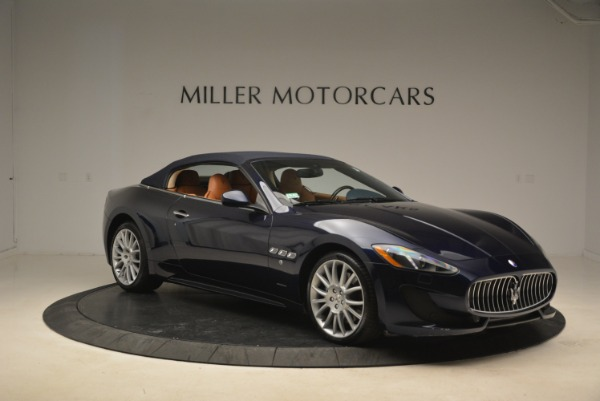 Used 2014 Maserati GranTurismo Sport for sale Sold at Bugatti of Greenwich in Greenwich CT 06830 22
