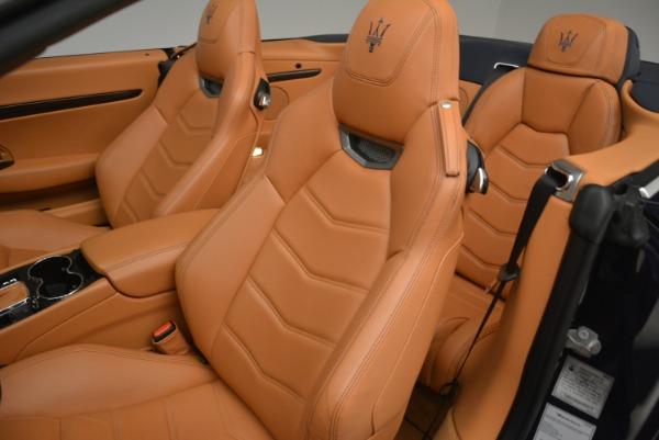 Used 2014 Maserati GranTurismo Sport for sale Sold at Bugatti of Greenwich in Greenwich CT 06830 25