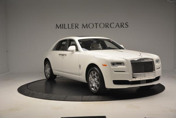 Used 2016 Rolls-Royce Ghost Series II for sale Sold at Bugatti of Greenwich in Greenwich CT 06830 12