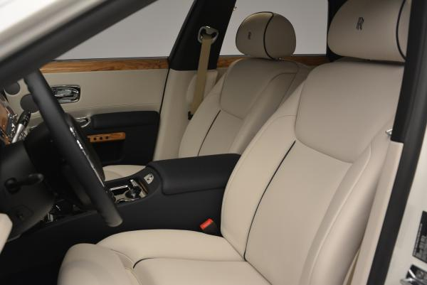 Used 2016 Rolls-Royce Ghost Series II for sale Sold at Bugatti of Greenwich in Greenwich CT 06830 15