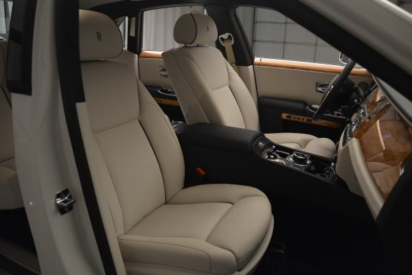 Used 2016 Rolls-Royce Ghost Series II for sale Sold at Bugatti of Greenwich in Greenwich CT 06830 24