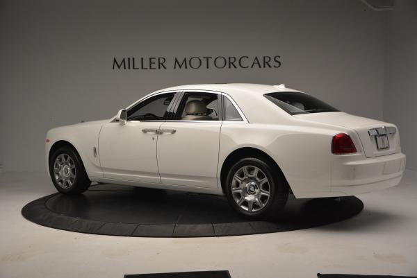 Used 2016 Rolls-Royce Ghost Series II for sale Sold at Bugatti of Greenwich in Greenwich CT 06830 4