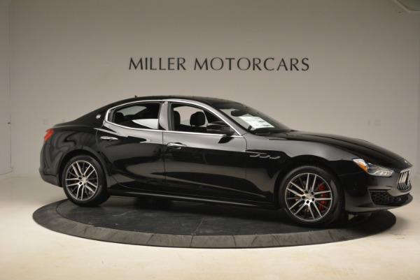 New 2018 Maserati Ghibli S Q4 for sale Sold at Bugatti of Greenwich in Greenwich CT 06830 11