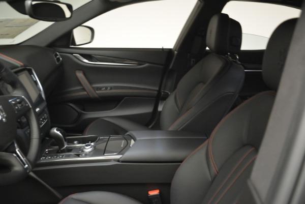 New 2018 Maserati Ghibli S Q4 for sale Sold at Bugatti of Greenwich in Greenwich CT 06830 15