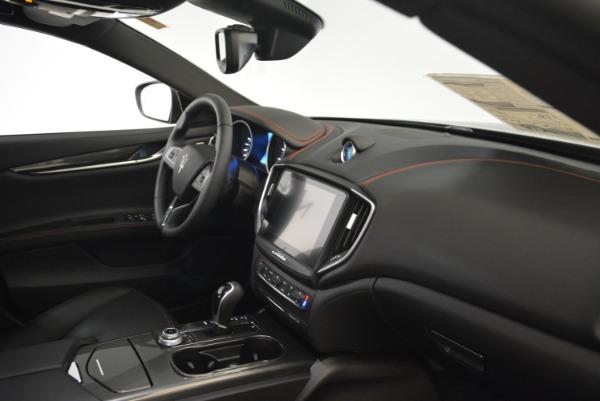 New 2018 Maserati Ghibli S Q4 for sale Sold at Bugatti of Greenwich in Greenwich CT 06830 18