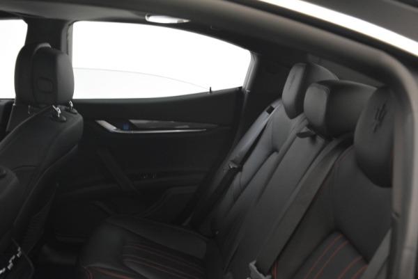 New 2018 Maserati Ghibli S Q4 for sale Sold at Bugatti of Greenwich in Greenwich CT 06830 23
