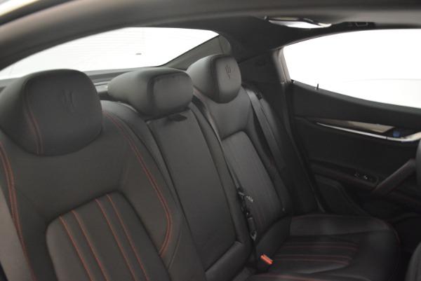 New 2018 Maserati Ghibli S Q4 for sale Sold at Bugatti of Greenwich in Greenwich CT 06830 28