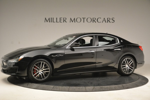New 2018 Maserati Ghibli S Q4 for sale Sold at Bugatti of Greenwich in Greenwich CT 06830 3