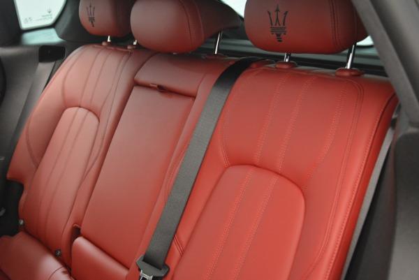 New 2018 Maserati Levante S Q4 GranSport for sale Sold at Bugatti of Greenwich in Greenwich CT 06830 19