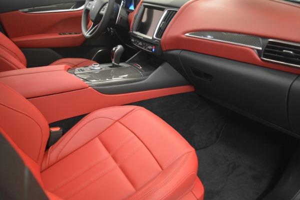 New 2018 Maserati Levante S Q4 GranSport for sale Sold at Bugatti of Greenwich in Greenwich CT 06830 24