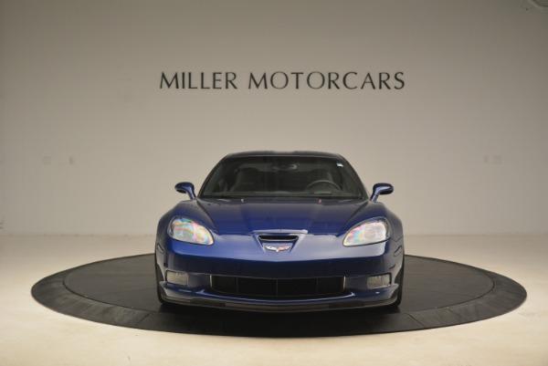 Used 2006 Chevrolet Corvette Z06 for sale Sold at Bugatti of Greenwich in Greenwich CT 06830 12