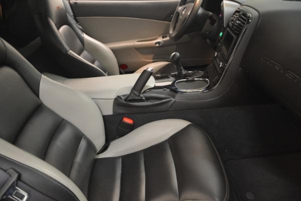 Used 2006 Chevrolet Corvette Z06 for sale Sold at Bugatti of Greenwich in Greenwich CT 06830 18