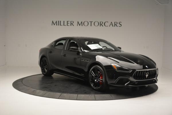New 2018 Maserati Ghibli SQ4 GranSport Nerissimo for sale Sold at Bugatti of Greenwich in Greenwich CT 06830 11