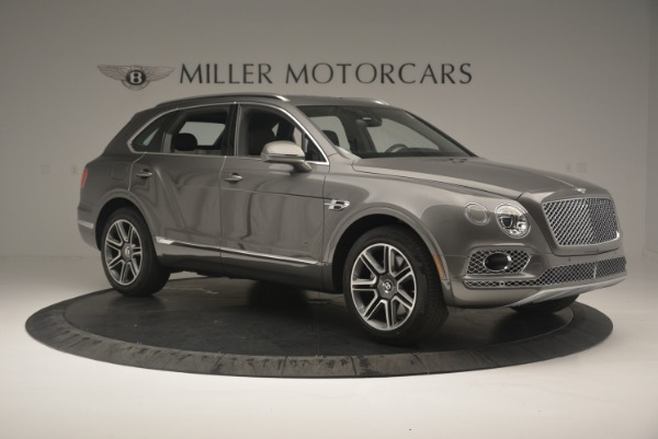 New 2018 Bentley Bentayga W12 Activity for sale Sold at Bugatti of Greenwich in Greenwich CT 06830 10