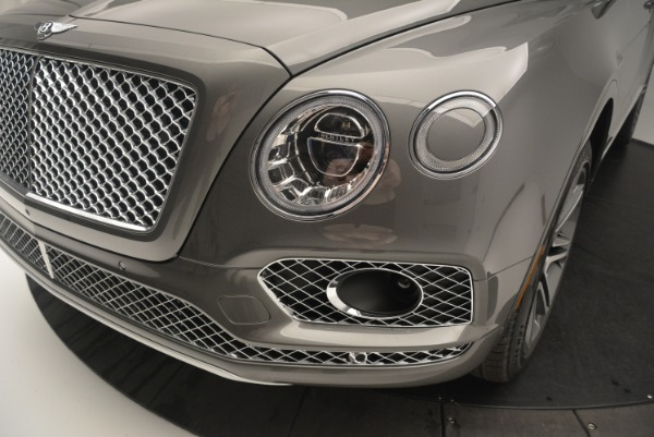 New 2018 Bentley Bentayga W12 Activity for sale Sold at Bugatti of Greenwich in Greenwich CT 06830 14