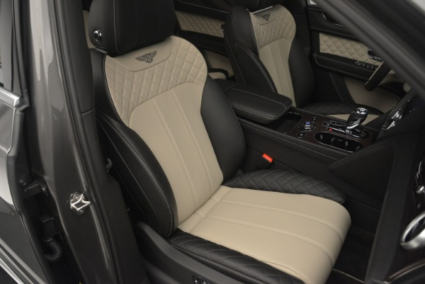 New 2018 Bentley Bentayga W12 Activity for sale Sold at Bugatti of Greenwich in Greenwich CT 06830 24