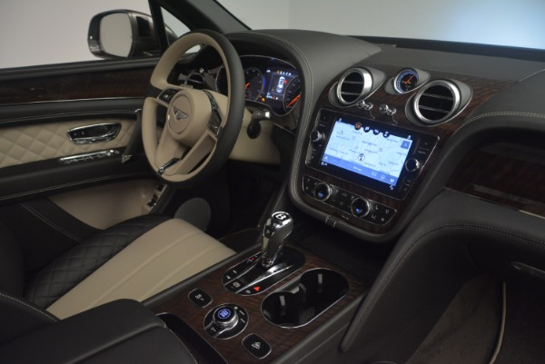 New 2018 Bentley Bentayga W12 Activity for sale Sold at Bugatti of Greenwich in Greenwich CT 06830 25